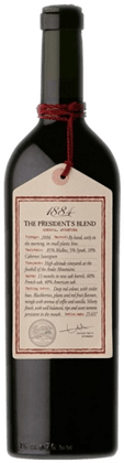 1884 The Presidents Blend