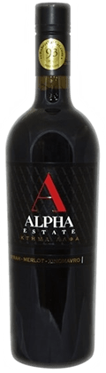 Alpha Estate Florina Estate Red