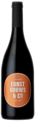 Ernst Gouws & Co Pinot Noir Western Cape
