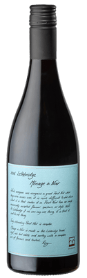 Lethbridge Menage a Noir Pinot Noir