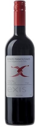 Manolesakis Estate Exis Red