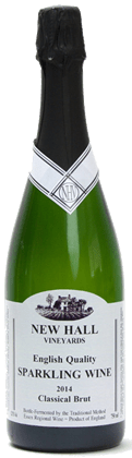New Hall Vineyards Sparkling Wine Classical Brut